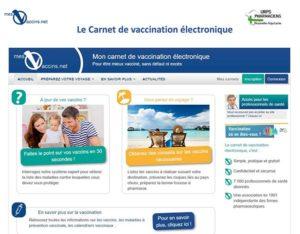 Présentation du Carnet de Vaccination Électronique