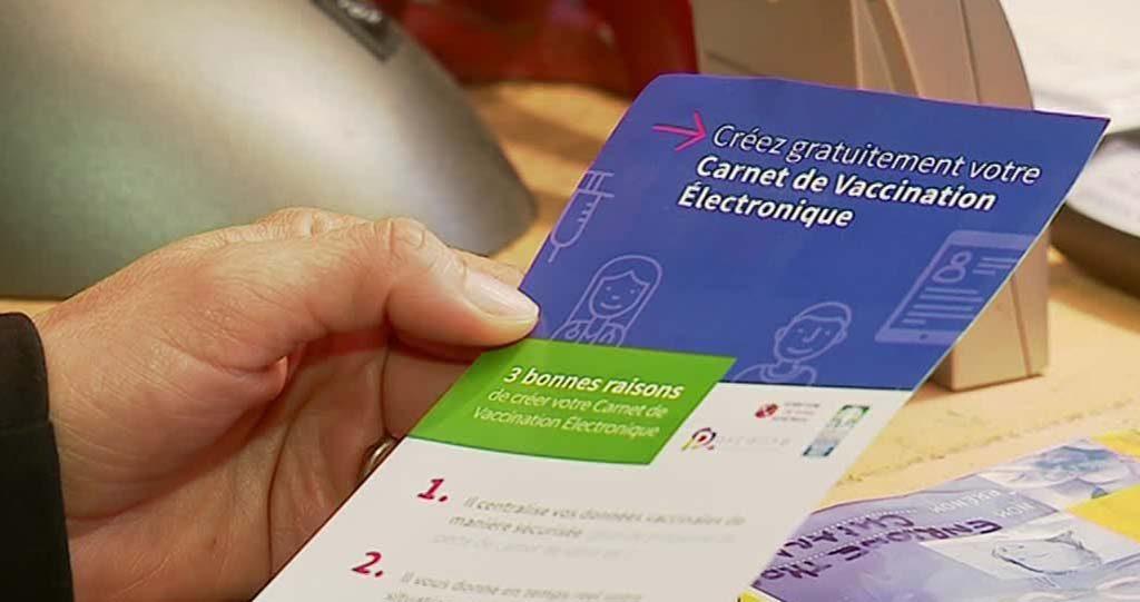 CVE (Carnet de Vaccination Électronique)