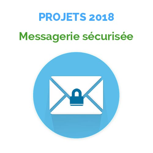 Messagerie sécurisée projet 2018 URPS Pharmaciens Nouvelle-Aquitaine