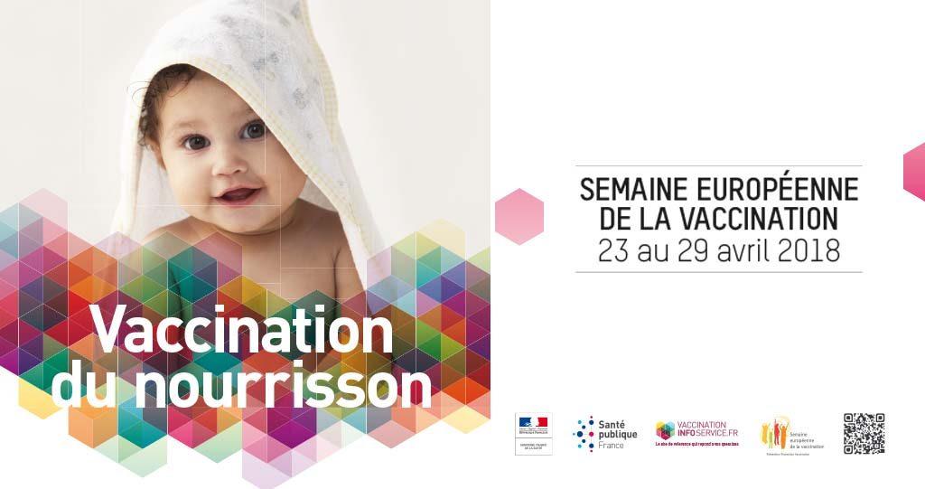 Semaine Européenne de la Vaccination 2018