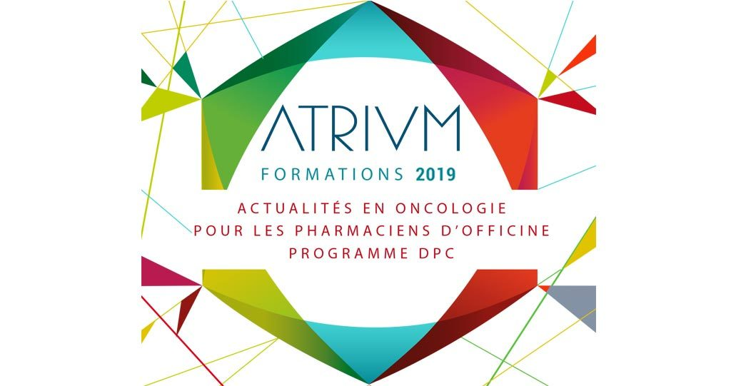 Formation oncologie Atrium 2019