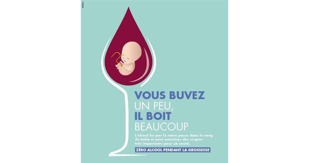 Journée internationale de prévention des Troubles Causés par l'Alcoolisation Foetale (TCAF)