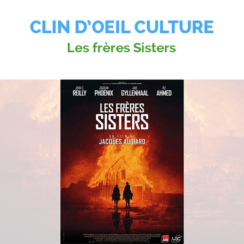 Les frères Sisters - Clin d'oeil culture