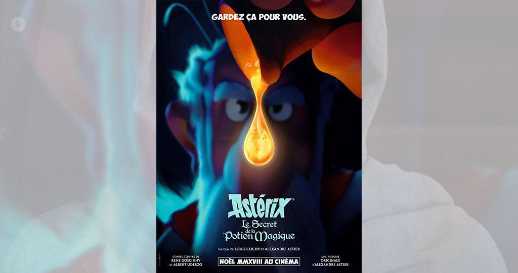 Astérix – Le Secret de la Potion Magique