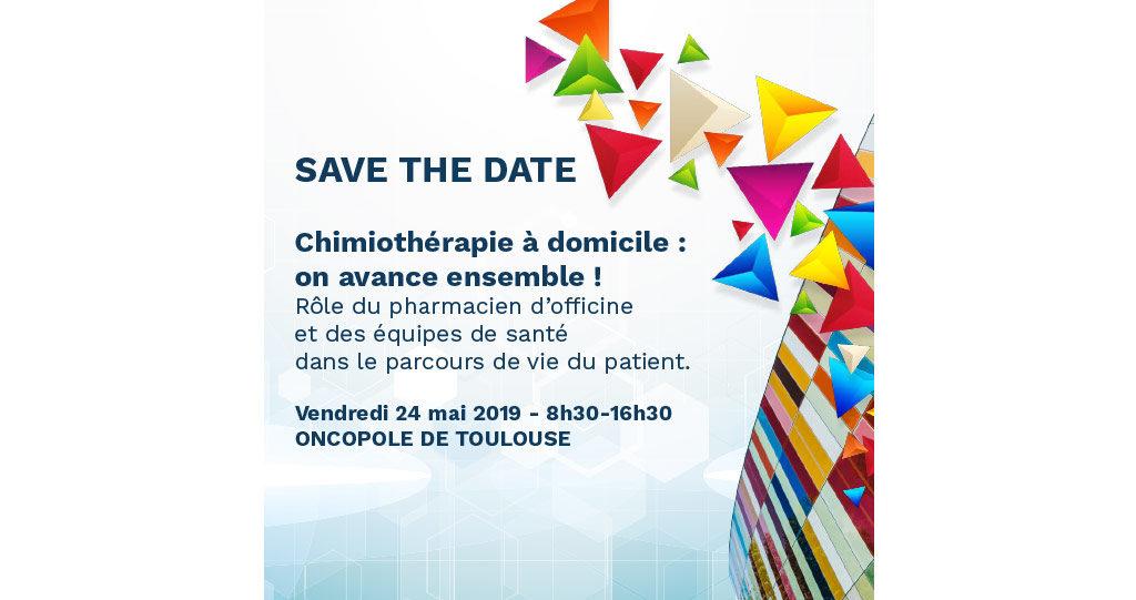1ère Journée Nationale – Rôle du pharmacien dans le parcours de vie du patient cancéreux – 24 mai 2019 – Toulouse