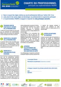 Charte du professionnel PAERPA 79