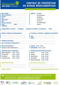 Contrat de prévention PAERPA 79