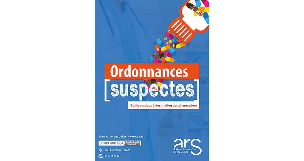 Ordonnances suspectes ARS NA : comment détecter et agir ?