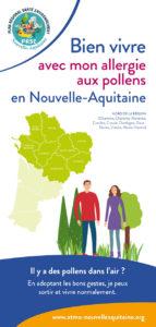 Bien vivre mon allergie aus pollens en Nouvelle-Aquitaine nord
