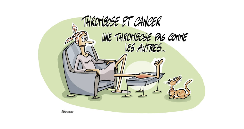 Thrombose et Cancer