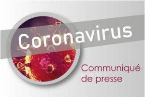 COVID-19 : Communiqués de presse ARS Nouvelle-Aquitaine