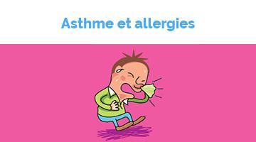 Asthme et allergies
