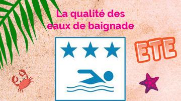 La qualité des eaux de baignade et les risques liés à la baignade - Conseils pour un été en toute sécurité en nouvelle-Aquitaine