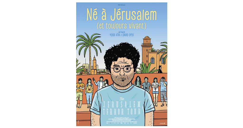 Né à Jérusalem (et toujours vivant)