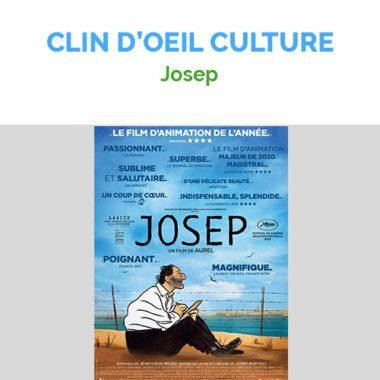 Josep, film d'animation de Aurel sur Josep Bartoli, peintre.