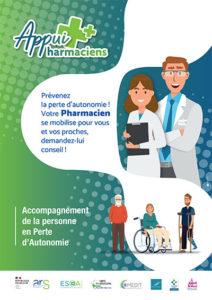 Appui pharmaciens affiche