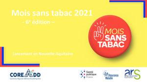 Présentation Mois Sans Tabac